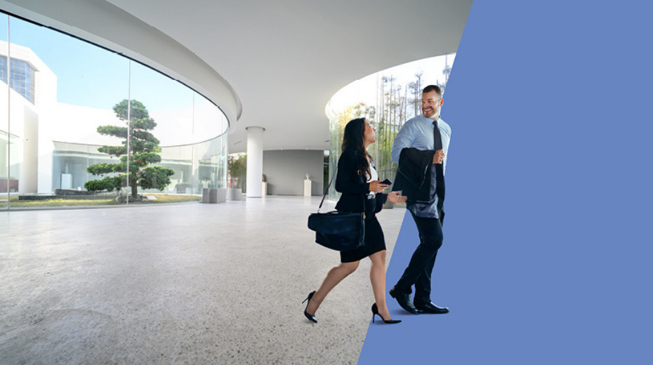 Der Einsatz Ihrer Mitarbeitenden führt Ihr Unternehmen zum Erfolg. Schaffen Sie für Ihr Team die besten Arbeitsbedingungen.