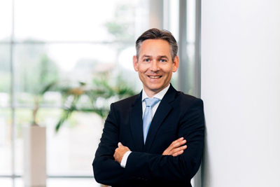 Norbert Rotter Vorstandsvorsitzender NTT DATA Business Solutions