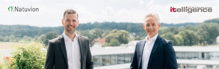 Partnerschaft der Natuvion Gruppe mit der itelligence AG profitieren die Kunden