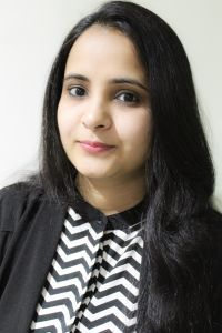 Pooja Kewalramani Manager Presales NTT DATA Business Solutions India Software Solutions