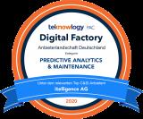Award Predictive Analytics & Maintenance