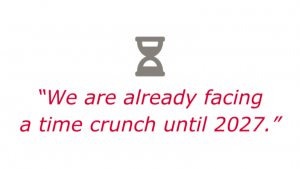 Move now to SAP S/4HANA for avoiding the upcoming time crunch coming until 2027.