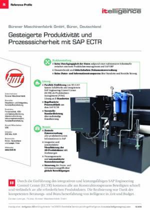 Reference Profile – Buerener Maschinenfabrik GmbH