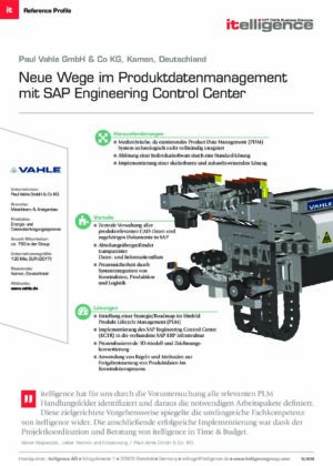 Reference Profile | Paul Vahle GmbH & Co.KG