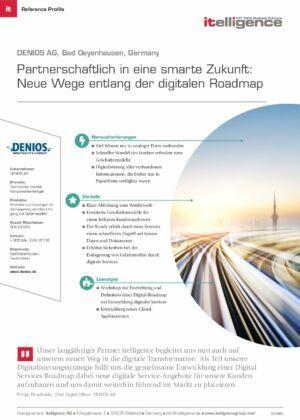 Reference Profile - Denios AG