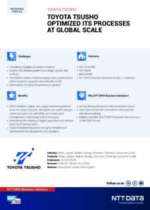 ReferenceProfile-ToyotaTsusho-SAP-S4HANA-WEB-11102021-AE-EN
