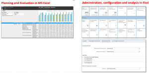 User interfaces in SAP IBP