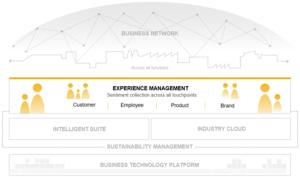 Experience Management (Source: SAP)