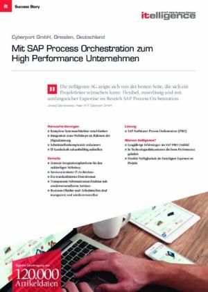 Success Story   Cyberport GmbH