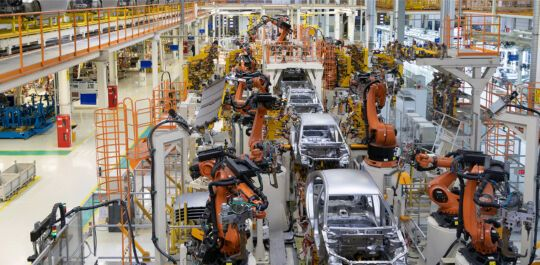 Komplexe Produktionsprozesse managen – mit SAP S/4HANA Manufacturing for Production Engineering and Operations (PEO)