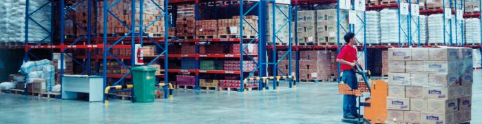 Mit SAP Supply Chain Execution (SAP SCP) haben Sie die Lagerlogistik voll im Griff