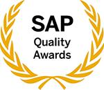 Logo SAP Quality Awards