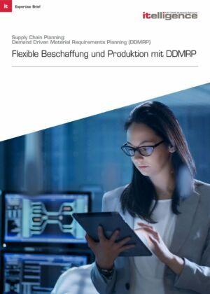 Flexible Beschaffung und Produktion mit DDMRP