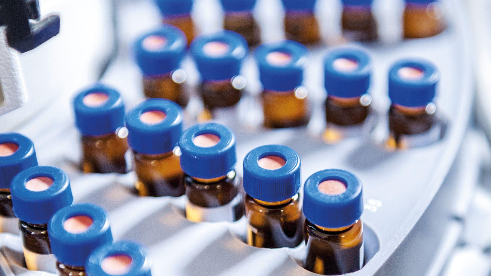 Sanquin image vials