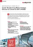Sauder Woodworking success story