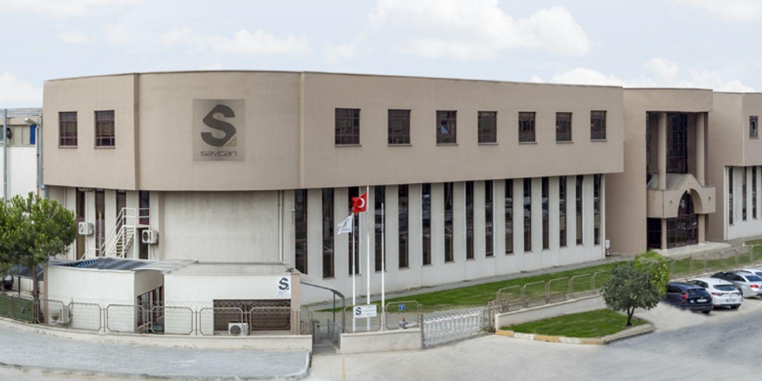 Savcan Fabrika building exterior