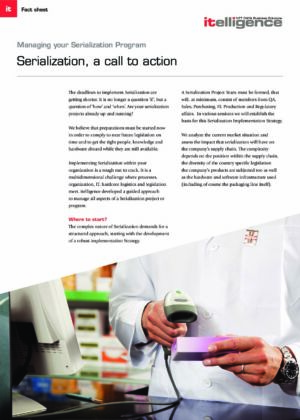 Serialization, a call to action