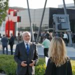 Prof. Dr. Hans-Werner Sinn auf der itelligence World 2016