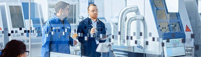 Smart Factory und Digital Supply Chain: Digitalisierungsschub für die Fertigungsindustrie