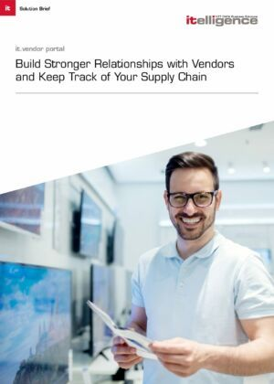 SCM Begins with Your Suppliers - Strengthen Your Relationships