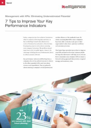 Management with KPIs: Eliminating Underestimated Potential - 7 Tips to Improve Your Key Performance Indicators