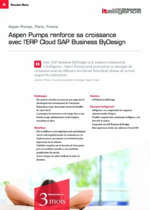 Success Story Aspen Pumps
