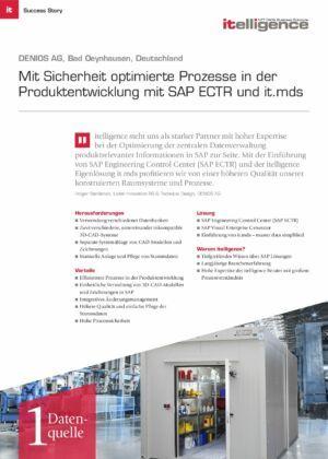 Success Story - DENIOS AG (SAP ECTR)