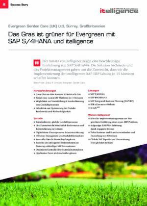 Success Story - Evergreen Garden Care (UK) Ltd