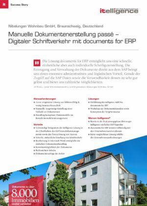 Success Story - Nibelungen Wohnbau GmbH
