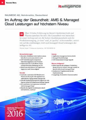 Success Story - RAUMEDIC AG - AMS