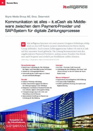 Success Story - Styria Media Group