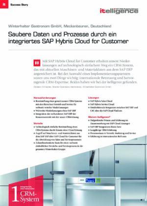 Success Story   Winterhalter Gastronom GmbH