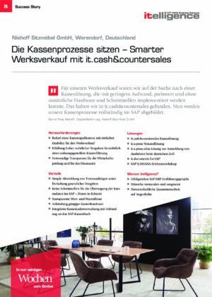Success Story - Niehoff Sitzmöbel GmbH - it.cash&countersales