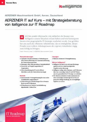 Sucess Story | AERZENER Maschinenfabrik GmbH