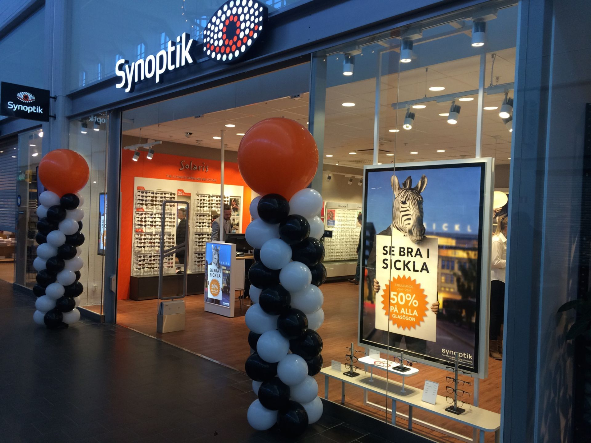 Synoptik Shop