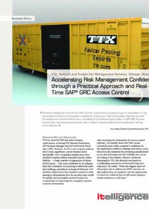 TTX GRC Success Story Final
