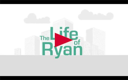 Teaser Video SAP SuccessFactors Life of Ryan