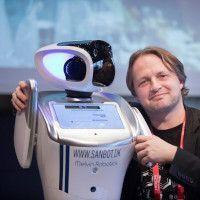 Thomas Nørmark, Global Head of AI & Robotics
