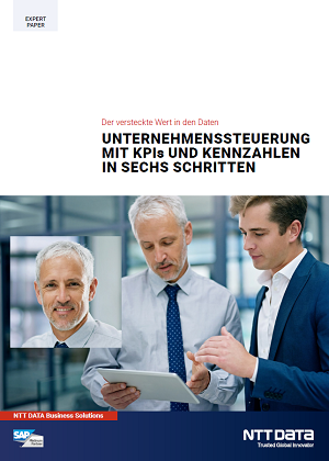 Thumbnail Expertpaper Unternehmenssteuerung mit KPIs