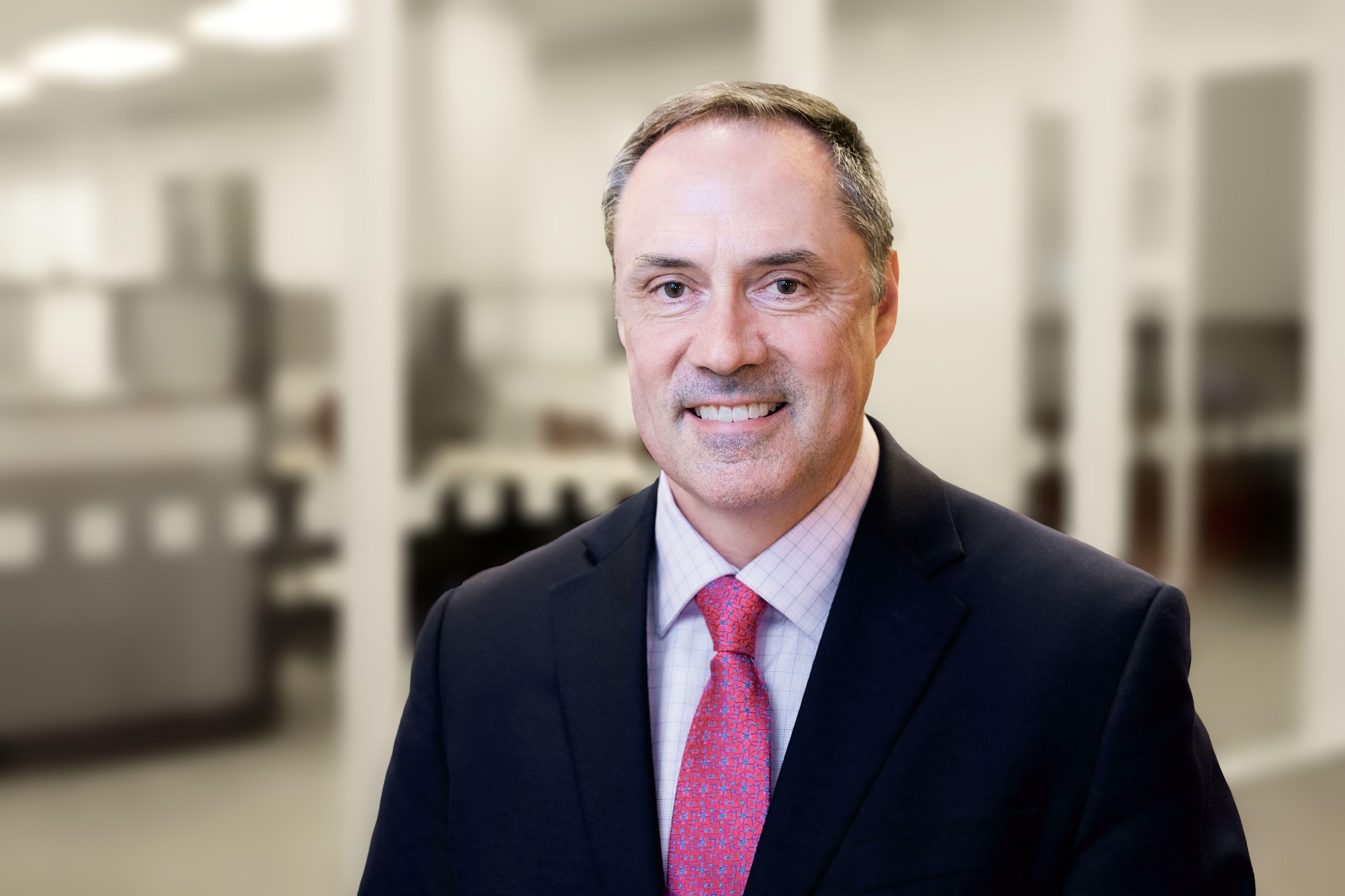 Tim Breen, CFO itelligence North America