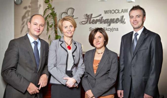 Herbapol Wrocław SAP ERP