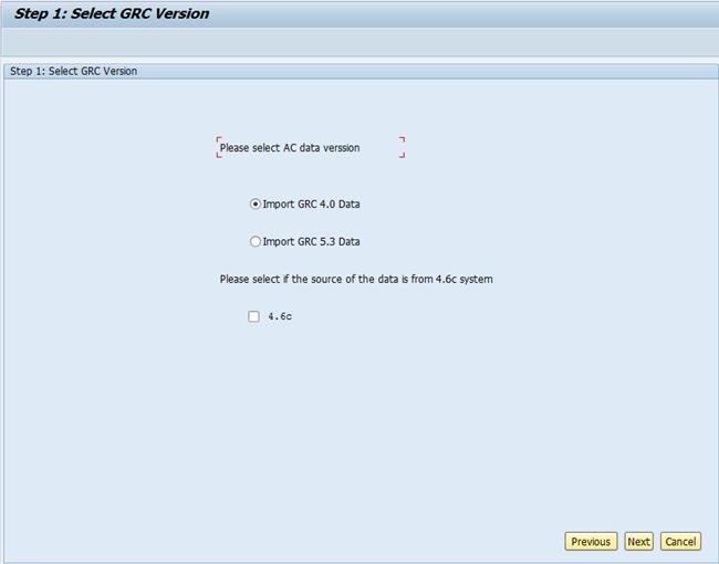 GRC Upgrade GRC 10.1 Workflow