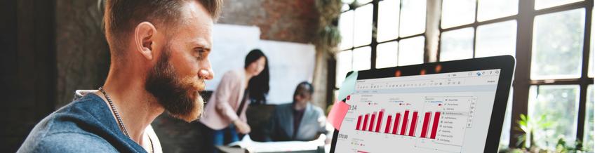 Bild: Webinar Wie Sie Business Intelligence im Tagesgeschäft unterstützt!