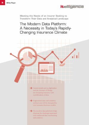 The Modern Data Platform: A Necessity in Today's Rapidly-Changing Insurance Climate