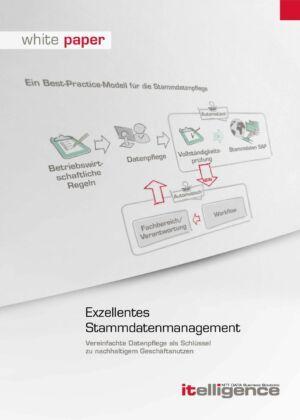 Whitepaper - it.mds - Exzellentens Stammdatenmanagement
