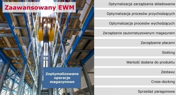 SAP EWM zaawansowany
