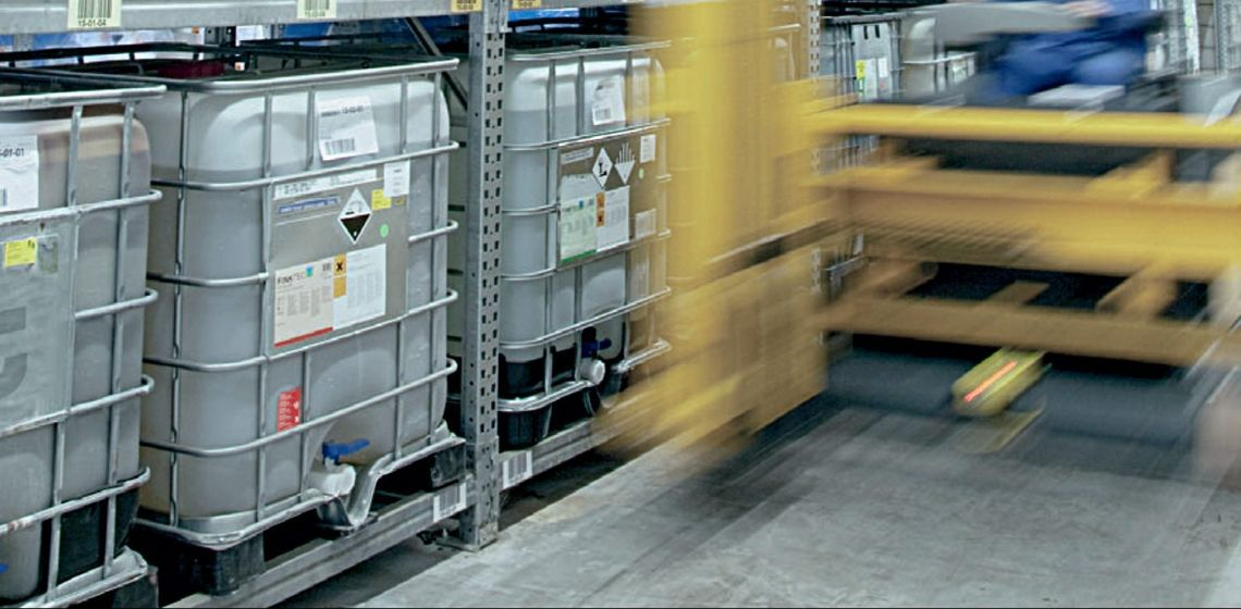 FINK TEC warehouse image