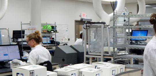 Exact Sciences image