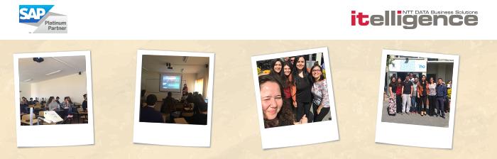 itelligence Türkiye Boğaziçi Üniversitesi buluşması