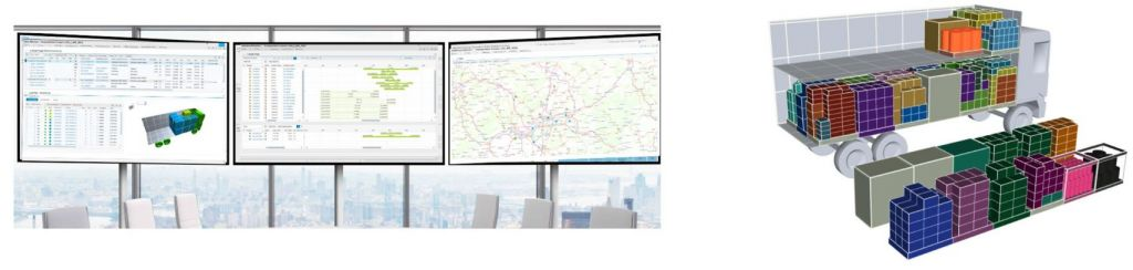 Cockpit de transport & Transport Load Builder (SAP TM)